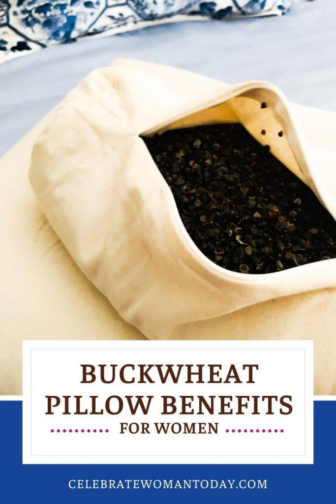 buckwheat pillow benefits