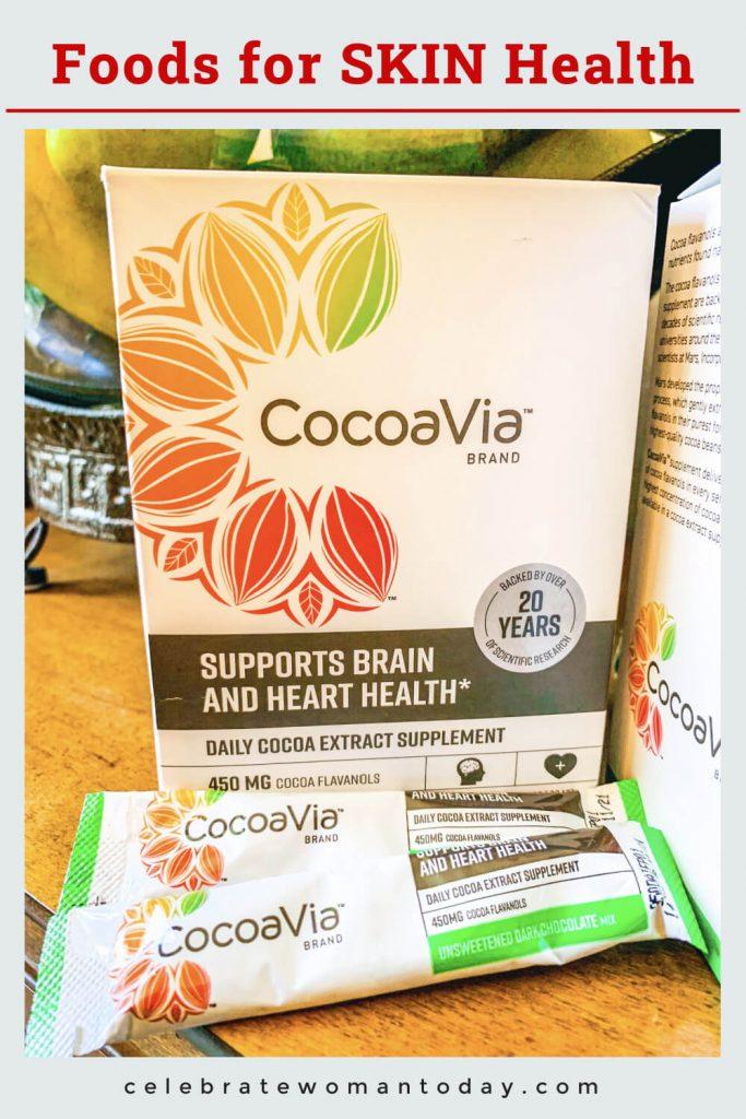 Cocovia food for skin health