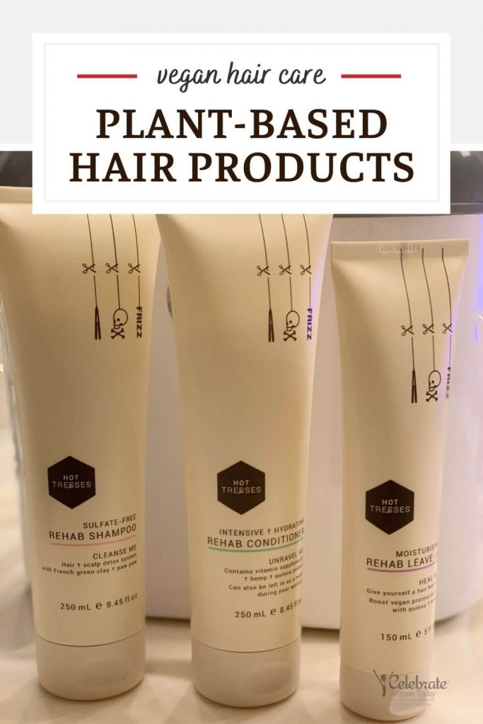 plant-based hair products